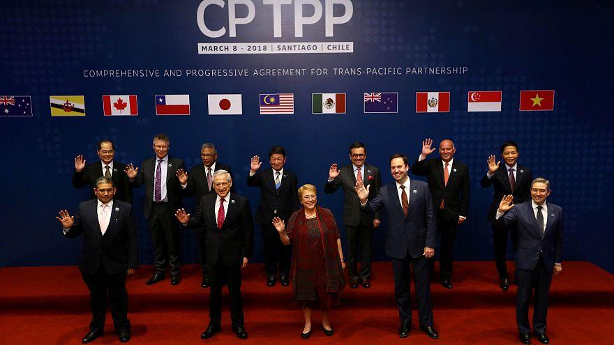 Assinado acordo comercial Ásia-Pacífico TPP sem os EUA