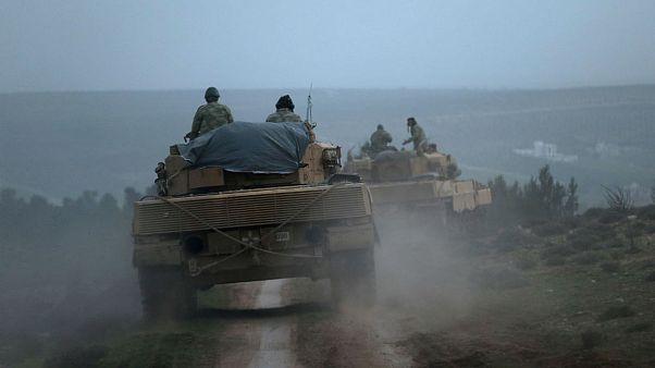 TSK Cinderes'i ele geçirdi, Afrin'e ilerleyiş sürüyor