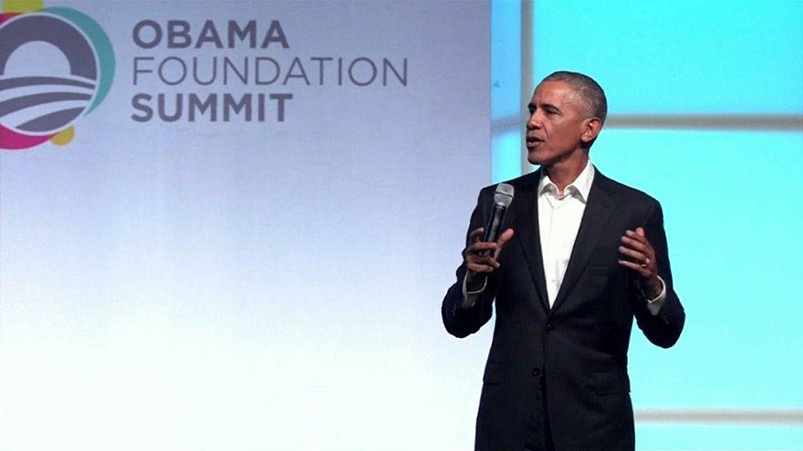 Барак Обама - шоумен