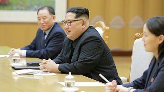 Vorsichtige Reaktionen auf mögliches Trump-Kim-Treffen