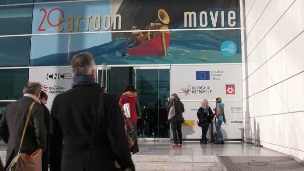 España, protagonista del Cartoon Movie