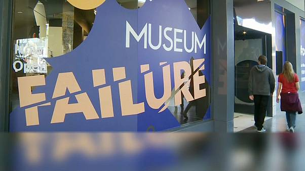 Museum of failure starts 1st US tour in Los Angeles