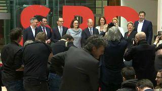 СДПГ представила министров
