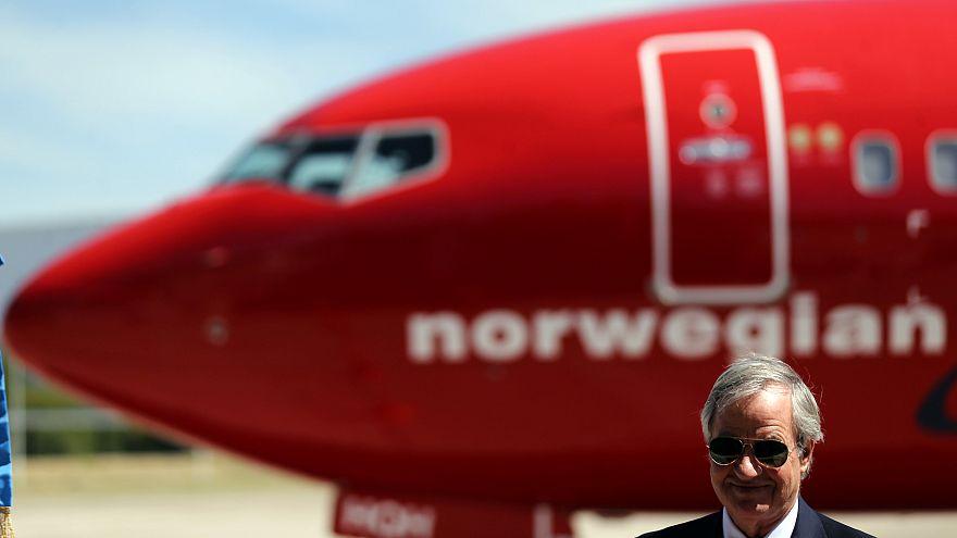 Norwegian Air atterra in Argentina