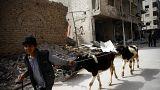 """Crianças em Ghouta vivem """"Inferno na Terra"""", diz UNICEF"""