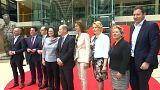 SPD apresenta ministros para Governo de coligação