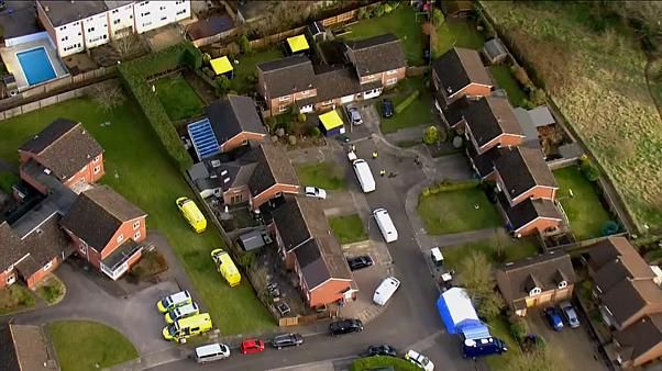 Soldiers on Salisbury streets as terror investigation deepens