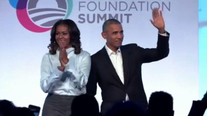 Obamalar Netflix ile görüşüyor