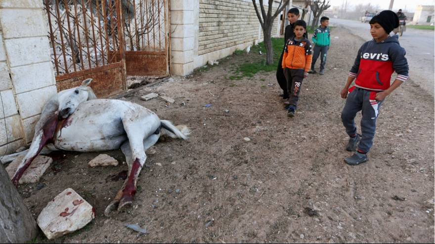 Unicef: Kelet-Gúta a gyerekeknek földi pokol
