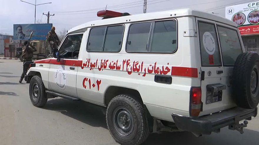 Kabuli robbantás: legalább 7 halott