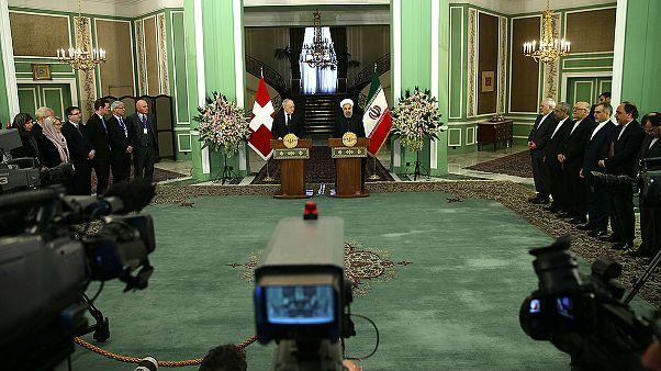 روابط اقتصادی سوئیس با ایران بر پایه صنعت نیست