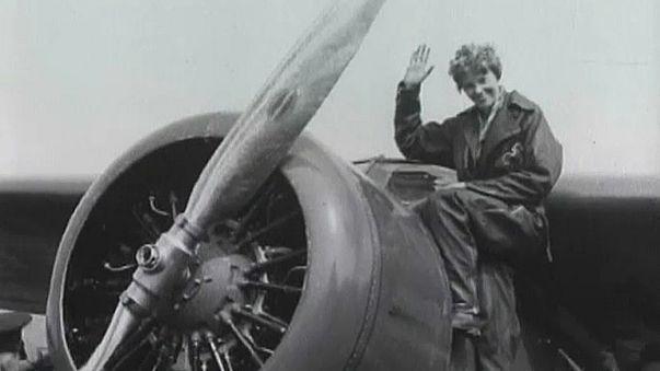 Estará desfeito o mistério da aviadora campeã dos direitos das mulheres