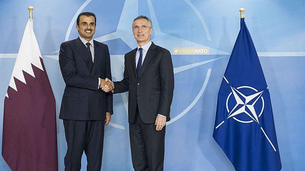 الدوحة والناتو..بعد إبرام اتفاقية عسكرية وأمنية..ماذا يريد أمير قطر؟