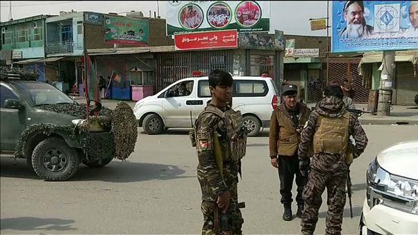 Afganistan'da intihar saldırısı: 7 ölü