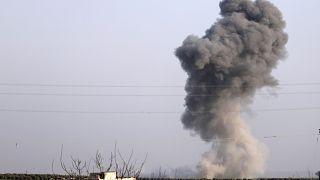 Hilfskonvoi in Ost-Ghouta