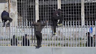 Patras: Ein bisschen wie Calais