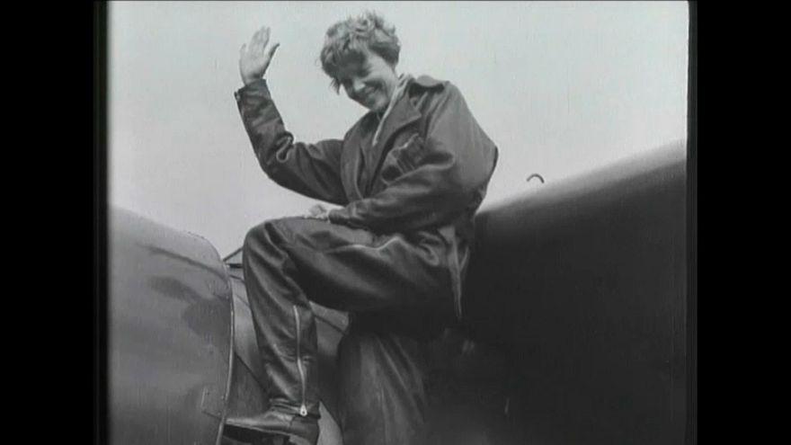 Resuelto el enigma de la muerte de la aviadora Earhart