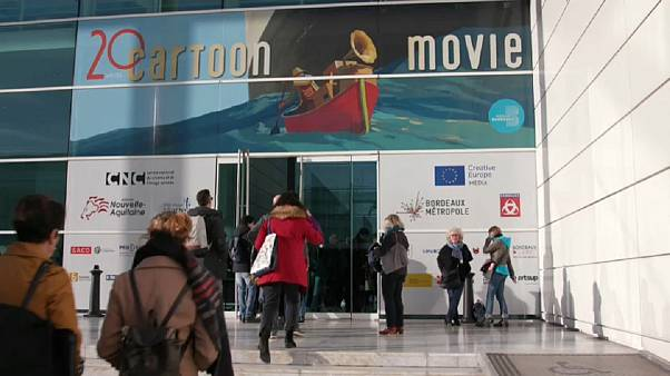 Cartoon Movie: the European animation world meets in Bordeaux