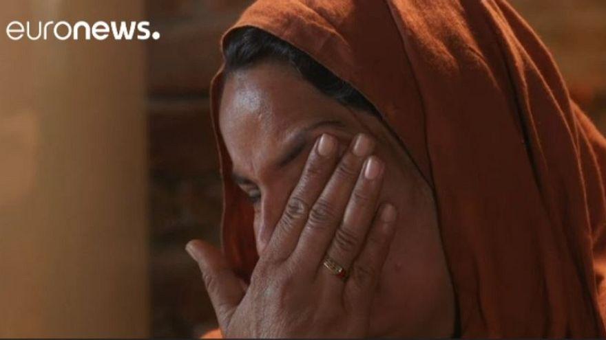 """راضية """"زوجي أعدم في السعودية بسبب الظلم"""""""