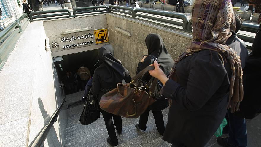 Iranian women 'refuse to stay home' on International Women's Day