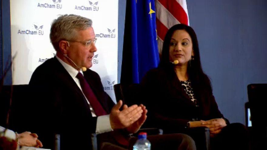 Mentességet vár az amerikai vámok alól az EU