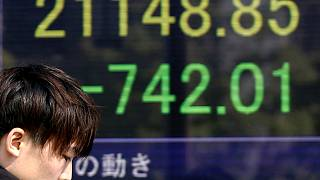 Asian markets sigh with relief over ease in nuclear tensions