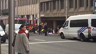 Церемония памяти жертв терроризма в ЕС