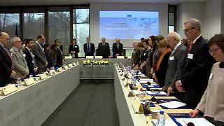 EU gedenkt der Opfer von Terroranschlägen