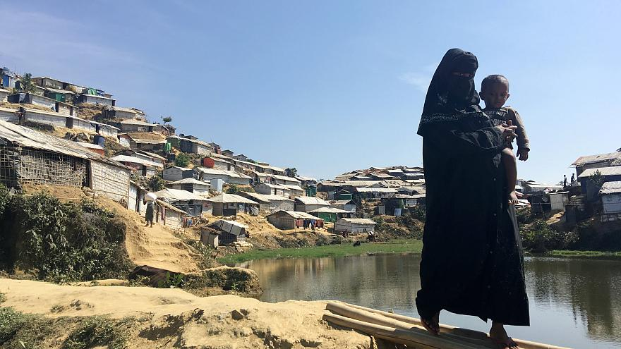Rohingya: UN rights chief wants claims of atrocities referred to ICC