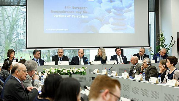 L'UE salue la mémoire des victimes du terrorisme