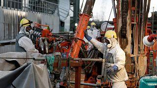 Фукусима: новая стена