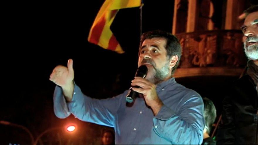 Catalogne : le candidat à la présidence Jordi Sànchez maintenu en détention