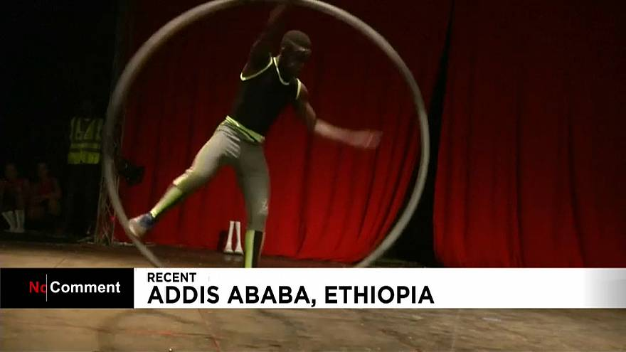 Festival das Artes Circenses Africanas