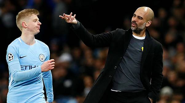 Pep Guardiola fined for wearing yellow ribbon