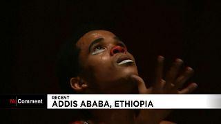 Африканский фестиваль цирка в Эфиопии