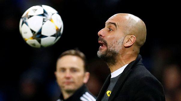 Guardiola à l'amende pour son ruban jaune