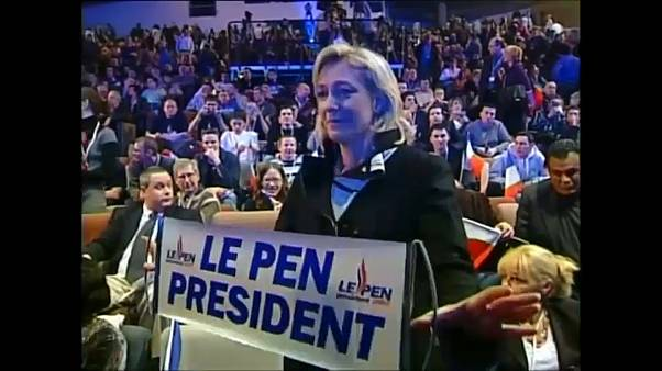 Le Pen seeks name change for her father's party