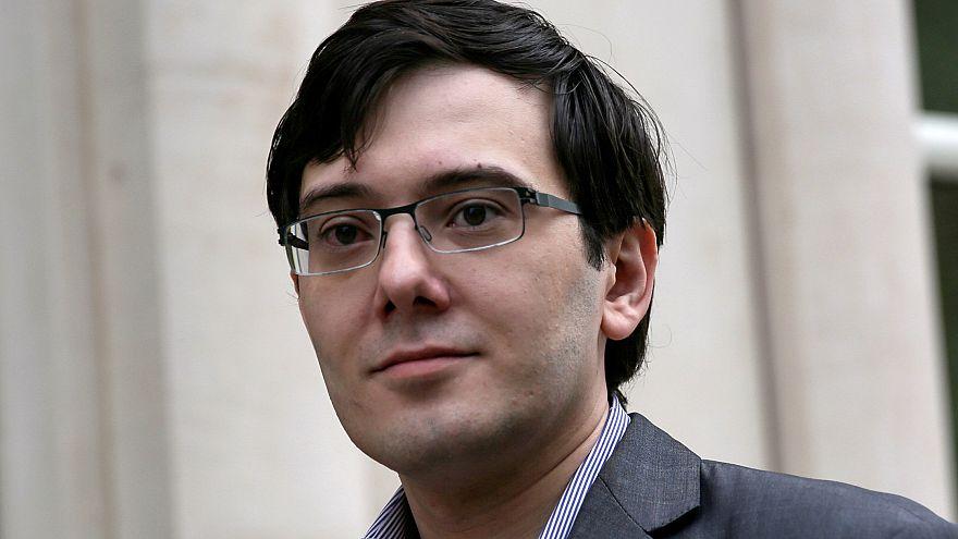 """7 Jahre Haft für heulenden """"Pharma-Bad Boy"""" Martin Shkreli"""