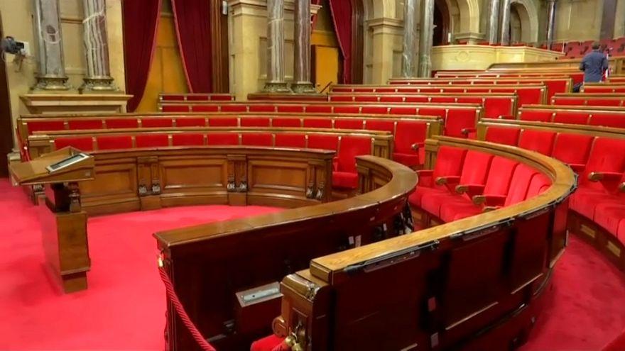 Torrent aplaza el pleno de investidura de Sànchez con la vista puesta en Estrasburgo