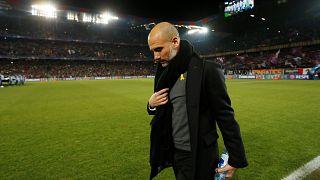 """Laço """"independentista"""" vale multa a Guardiola"""