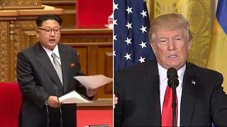 """Kim-Trump: """"feltételes reménysugár"""""""