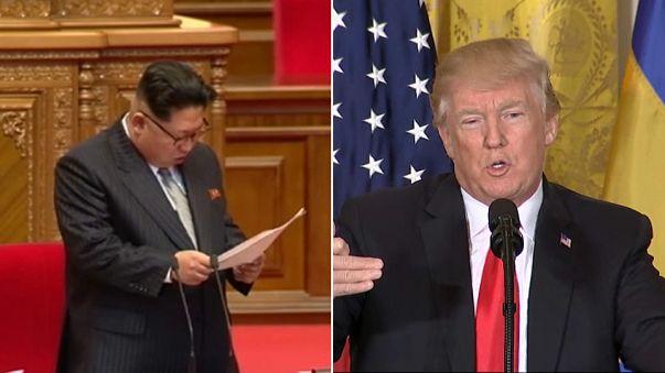 Beyaz Saray Sözcüsü: ABD Kuzey Kore görüşmesi için hiçbir imtiyaz vermedi