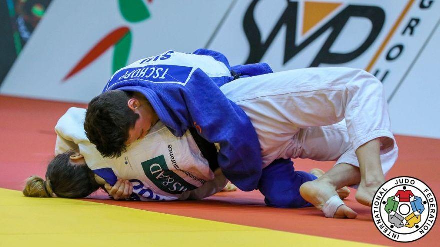 Judo, Grand Prix Agadir: brillano Tschopp e Gomboc