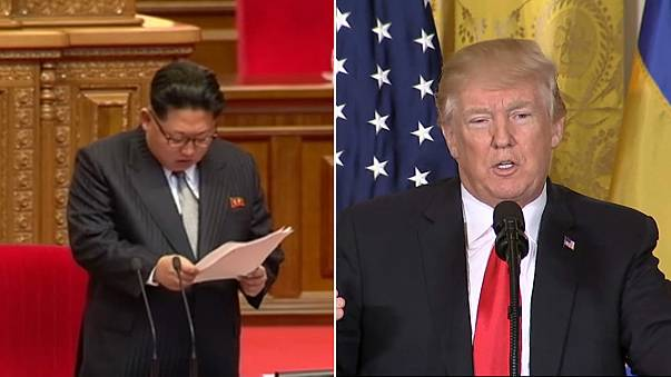 """Encontro entre Donal Trump e Kim Jong-un depende de """"ações concretas"""""""