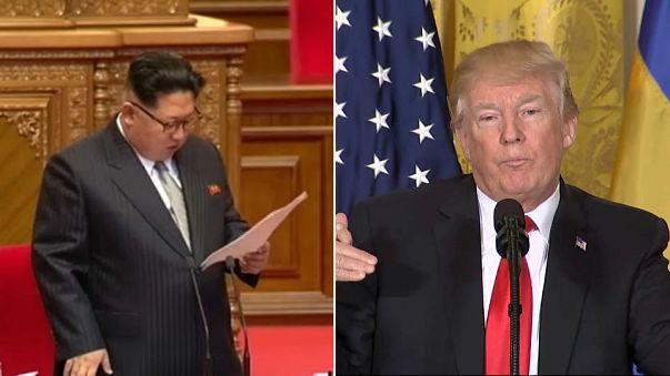 Trump junto a Kim Jong-un ¿Demasiado bonito para ser verdad?