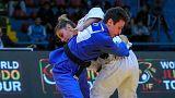 Evelyne Tschopp of Switzerland takes gold in Agadir