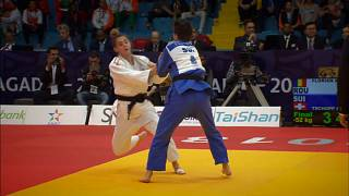 Judo Grand Prix in Agadir: Tschopp ist top