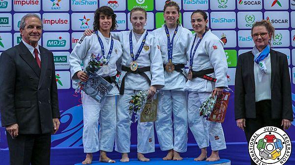 Portugal conquista medalhas no primeiro dia do Grande Prémio de Agadir de judo
