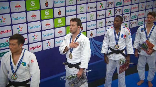 Гран-при в Марокко: триумфы первого дня