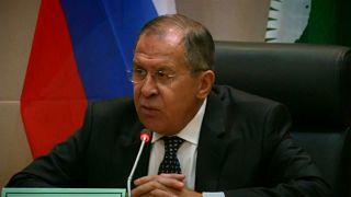 """Лавров: """"Россию обвиняют во всем"""""""